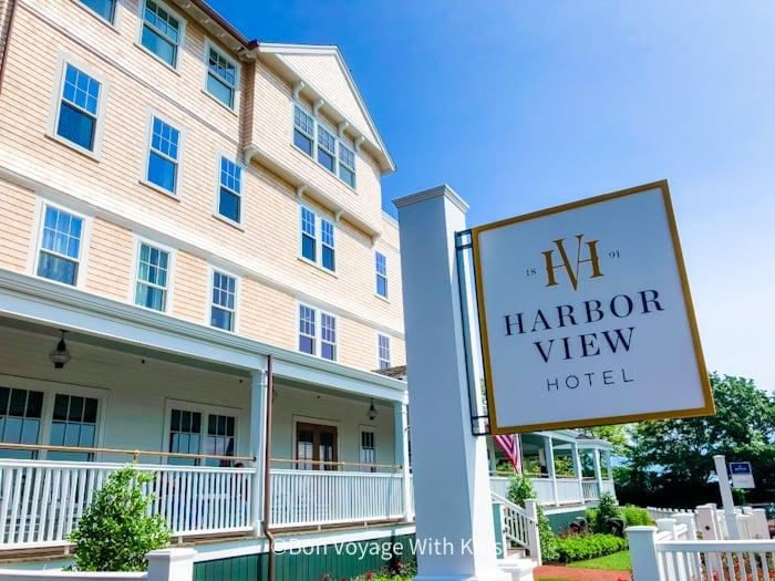 Harbor View Hotel Martha's Vineyard