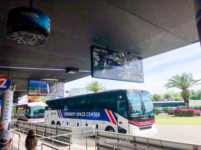 visit kennedy space center kennedy space center buses