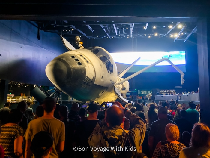 visit kennedy space center atlantis shuttle