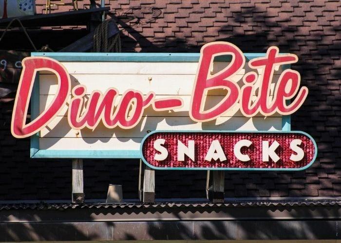 Dino Bite Snacks in Disney's Hollywood Studios