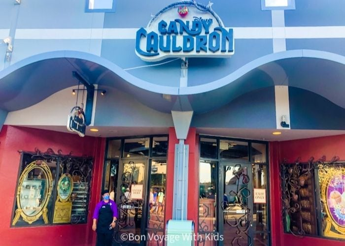 Candy Cauldron at Disney Springs